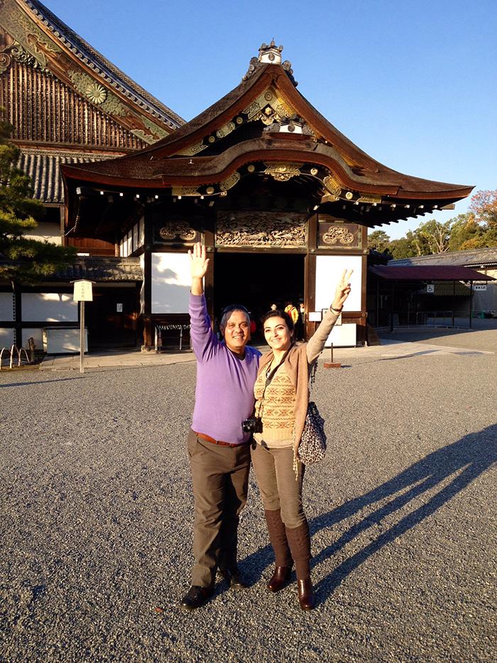 世界遺産 二条城  kyoto guide