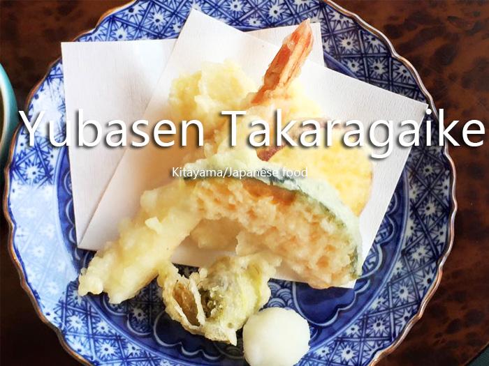 宝ヶ池 ゆば泉 food in kyoto