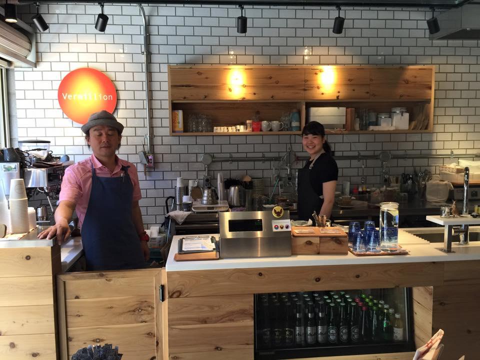 バミリオン 伏見稲荷 京都カフェ